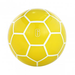 BOWLTECH SOCCER UV URET H.BALL 06 LBS