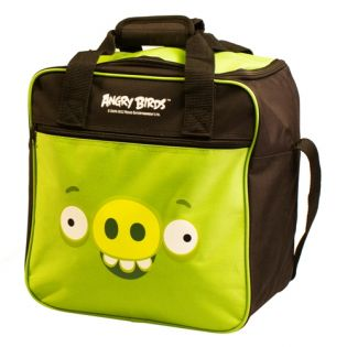 Angry Bird Single Bag Green