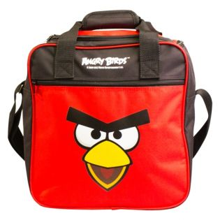Angry Bird Single Bag Red