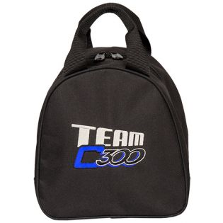 COLUMBIA300 TEAM C300 ADD ON BAG BLACK
