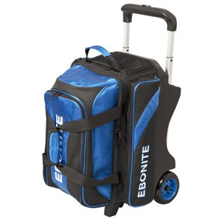 *EQUINOX DOUBLE ROLLER, BLACK/BLUE