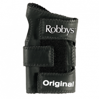 ROBBY'S LEATHER ORIGINAL BLACK