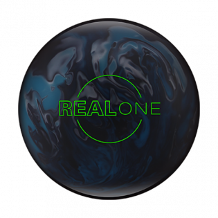 Ebonite Real One Blue/Black/Silver