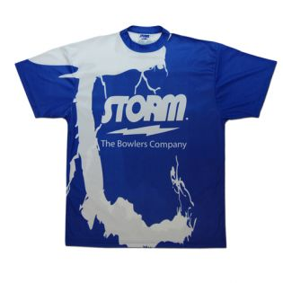 T-SHIRT STORM NEW STYLE BLUE