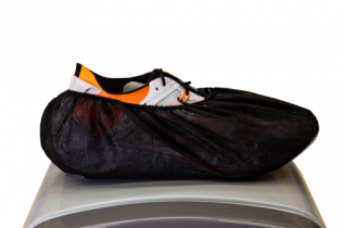 BOWLING BUDDIES SHOE COVER - LARGE (CASE OF 250 PAIRS)