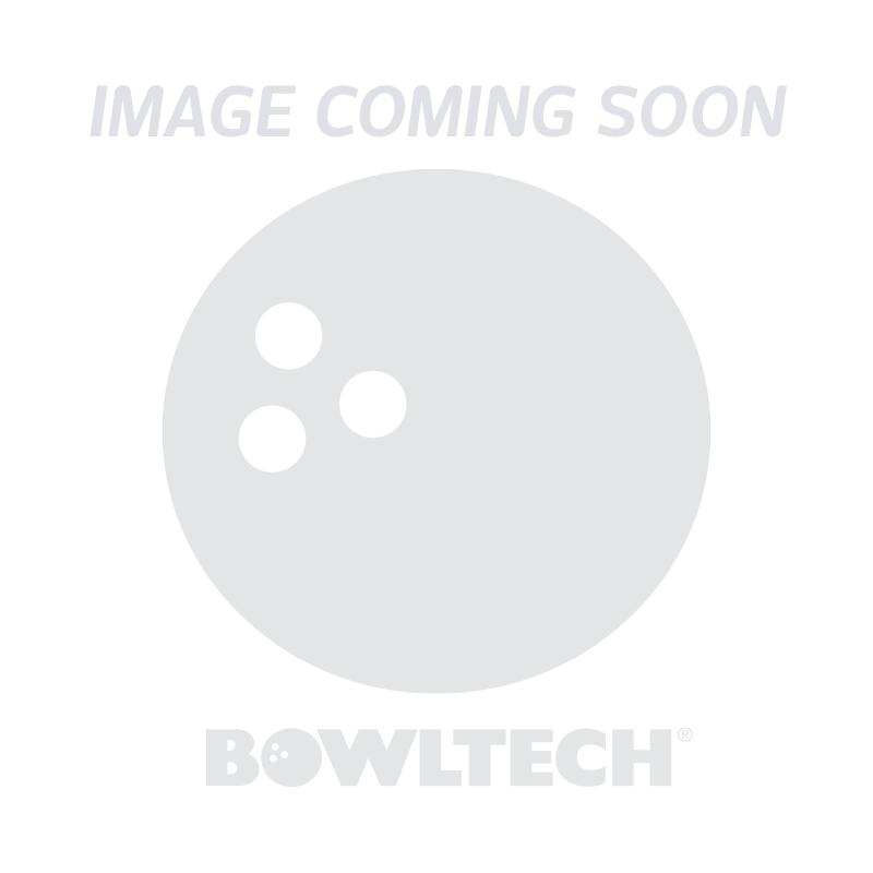 Brunswick Flash X Triple Roller Silver