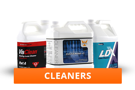 Lane Maintenance Cleaners