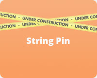 String Machine Parts
